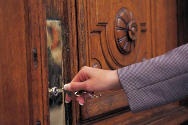 key knob